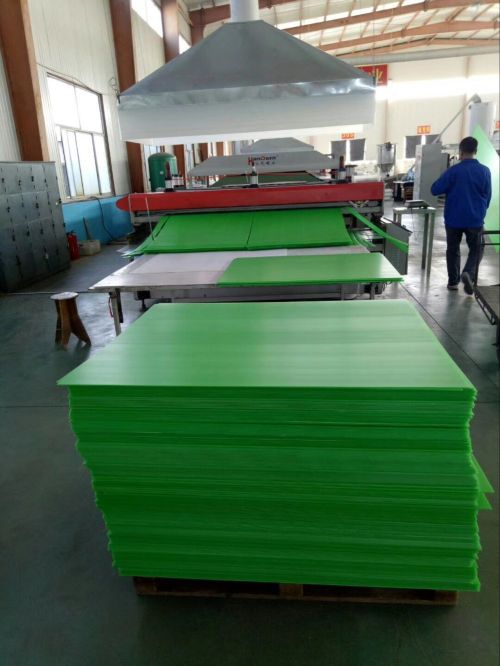 Advertising board anti UV yellow color 4mm 750gsm PP plastic outdoor Lawn Sign