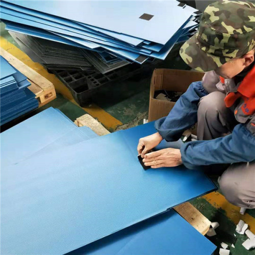 China factory directly sale pp danpla board for construction protection