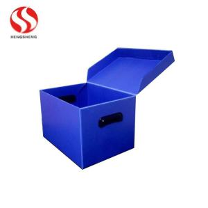 PP foldable box China pp multi function box manufacturer Qingdao Hengsheng Plastic Co.,ltd