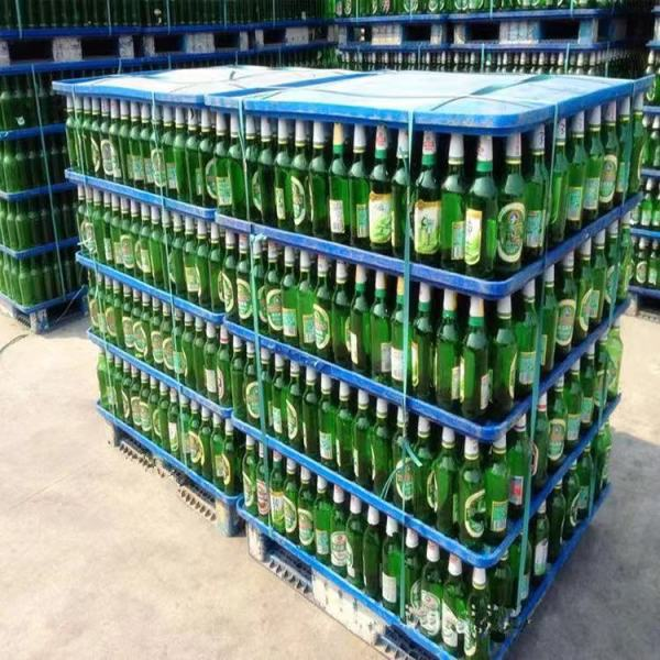 Glass bottle layer pad/ bottle divider/pp corrugated/danpla/corflute sheet with seal edge
