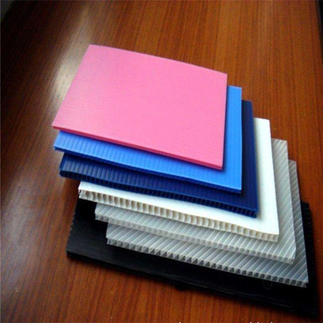 whatsOptional performance of  pp corrugated sheet