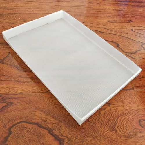 factory price PP correx high quality plastic corflute tray