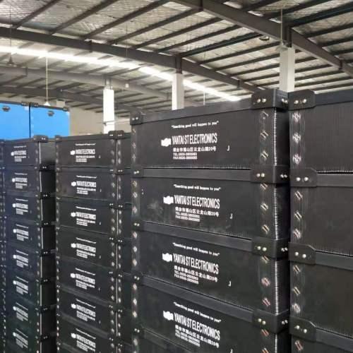 Anti-Static and Conductive Coroplast/Corflute/Corrugated Plastic ESD Divider Box