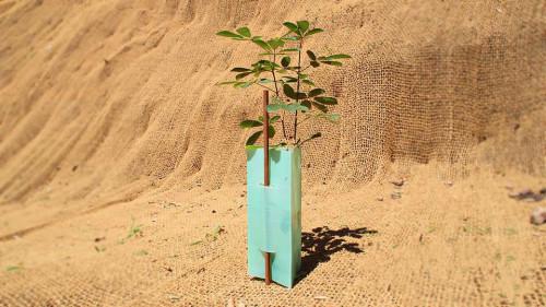 Tree guards China pp outdoor tree guards manufacturer Qingdao Hengsheng Plastic