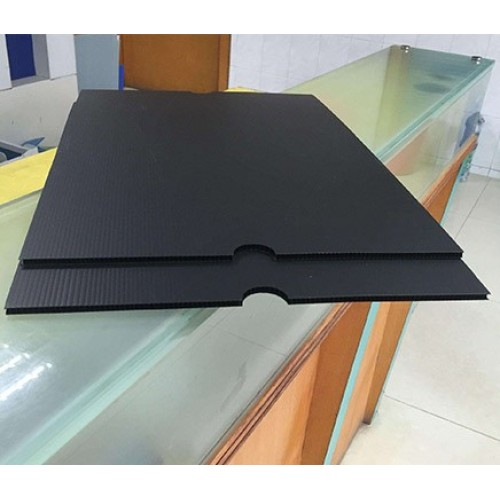 Anti-Static and Conductive Coroplast/Corflute/Corrugated Plastic ESD Divider Box