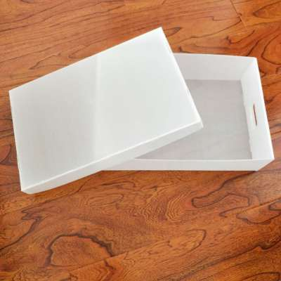 Folding storage packing boxes for storage and turnover