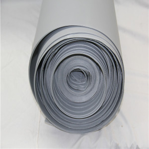 Construction temporary floor protection sheet in rolls