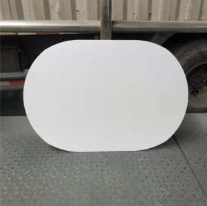 1000x 1200mm plastic pp corrugated glass bottles pp layer pads form China factory