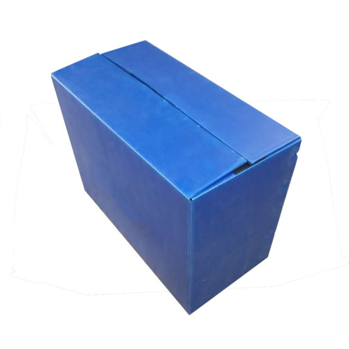 PP plastic foldable packing boxes for storage and turnover
