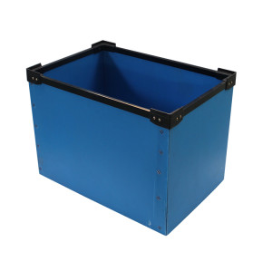 High ROI PP corrugated boxes China pp plastic foldable box manufacturer Qingdao Hengsheng Plastic