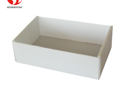 Seafood packing fresh and frozed seafood PP plastic waterproof corrugated packing boxes
