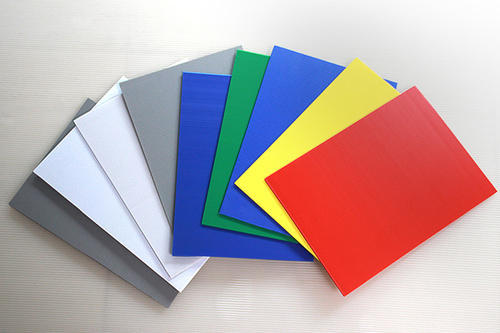 Whats the function of pp corrugated sheet