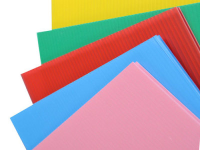 China factory best price corrugated plastic divider sheets PP Bottle Layer Pad