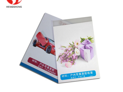 China factory direct sale flute boards advertising sign