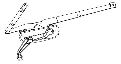 DUAL ARM OPERATOR