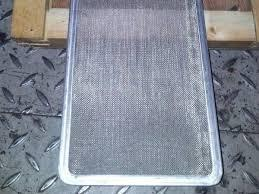 Spinneret filter mesh 304 stainless steel material supporting 1600MM meltblown cloth meltblown line filter