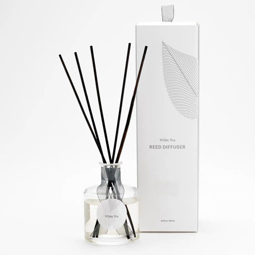Wholesale fragrance reed diffuser with sticks