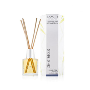Wholesale luxury fragrance oil new innovative product ideas aroma scented reed diffuser with rattan sticks for gift set