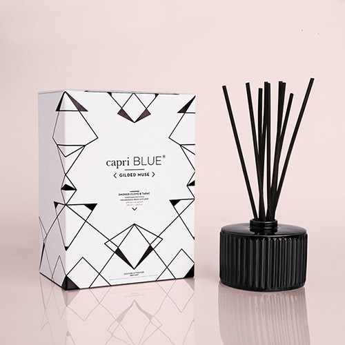 Luxury gift box reed diffuser with sticks for decorate