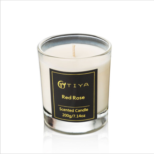 Classic customized fragrant soy wax scented candle