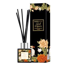 High quality reed diffuser box packaging customized Aroma Rattan Sticks Luxury glass bottle