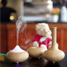 Wholesale Hot Selling Electric Ultrasonic Aroma Essential Oil room spray Aromatherapy Diffuser