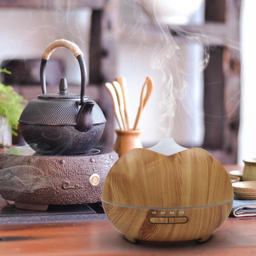 Popular Electric Ultrasonic Aroma Essential Oil Diffuser