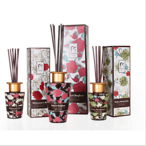 Soft fragrance, customized luxury home wedding natural fragrance reed diffuser