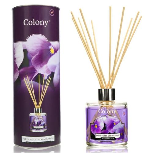 Home Decor Perfume Reed fragrance Diffuser With Rattan Sticks