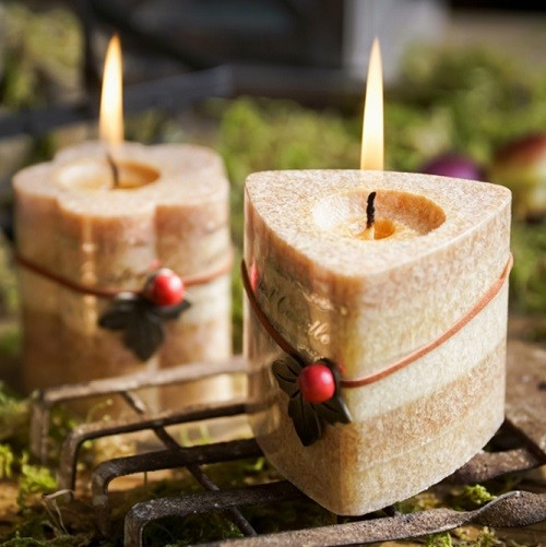 Hot sale natural soy wax scented pillar candle wedding and birthday candle