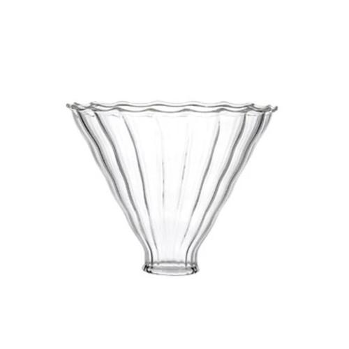 High Borosilicate Glass Coffee Dripper With Handle V60 Glass Dripper