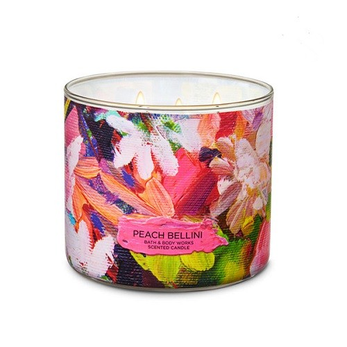 Customized home decoration 3 wick large can soy wax scented candle