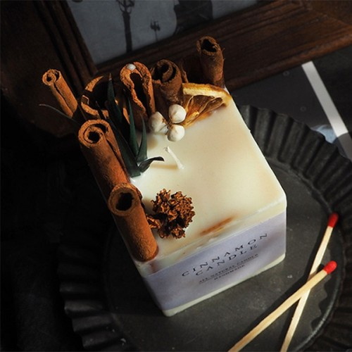 Wholesale Home Decoration High Quality wedding handmade soy Wax luxury Pillar scented Candles