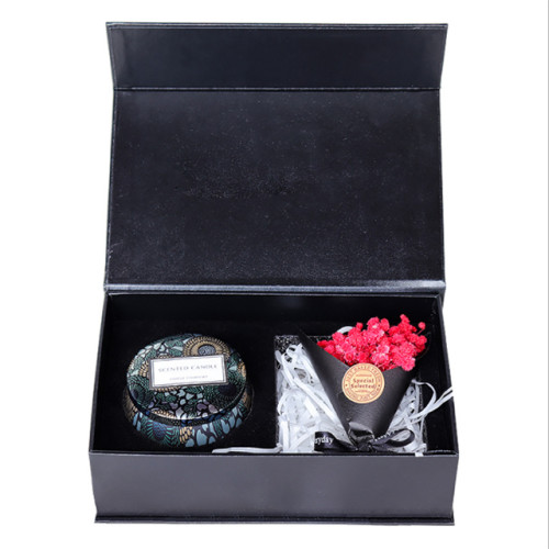 Luxury Natural Travel Scented Candle Tin Gift Set