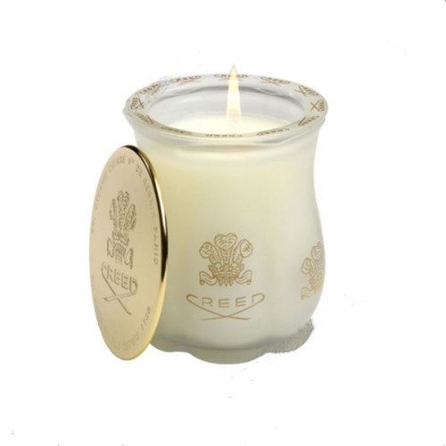 Personalized scented soy candle garden citronella scented candle Luxury candle