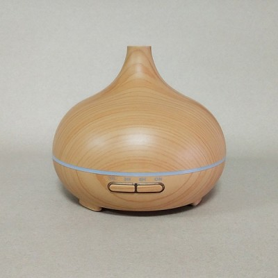 300ml Onion shape usb essential oil diffuser with auto shut-off 7 colors Led lights
