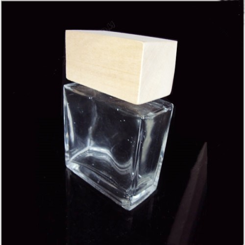 Luxury popular square bottle wooden diffuser