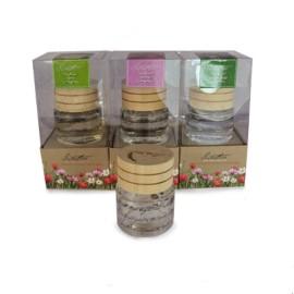 Luxury popular round bottle wooden diffuser