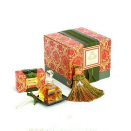 Wholesale home decoration fragrance  reed diffuser with beautiful box