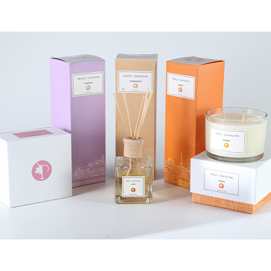 Classics Reed Diffuser gift Set and Aroma Candle