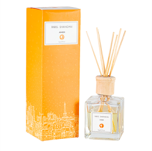 High quality square glass bottle reed rod diffuser supplier