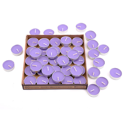 Soy wax 12g tealight scented candles