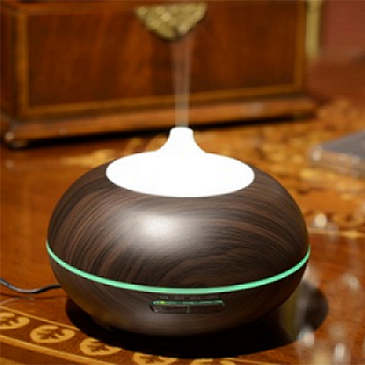 Electric household indoor humidification ultrasonic air aromatherapy essential oil hair dryer diffuser