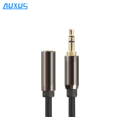 3.5mm Premium Auxiliary Audio Cable 3ft AUX Cable for Headphones, iPods, iPhones, iPads, Home, Car Stereos