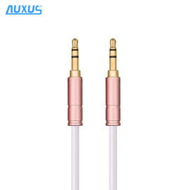 High Quality 3.5mm Stereo Jack Aux Audio Cable Male to Male for Car Headphone