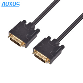 Special design DVI to DVI Cable 6m 18+1 24+1 pin for HDTV Monitor