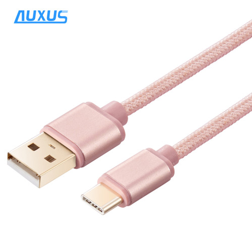 New Braided Sync & Charging USB A 3.0 to USB 3.1 Type-C Cable