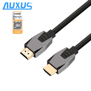 High Speed 4K 3D Gold HDMI Cable 1m 2m 3m 5m 8m 10m 1080P 2160P HDMI Cable for HDTV, PS4 with Ethernet