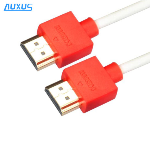 1M Ultra Slim HDMI Cable with plastic Housing