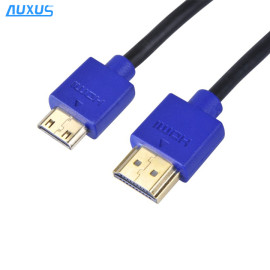 High Speed Slim HDMI cable type A to type C mini HDMI Cable with Ethernet support 3D
